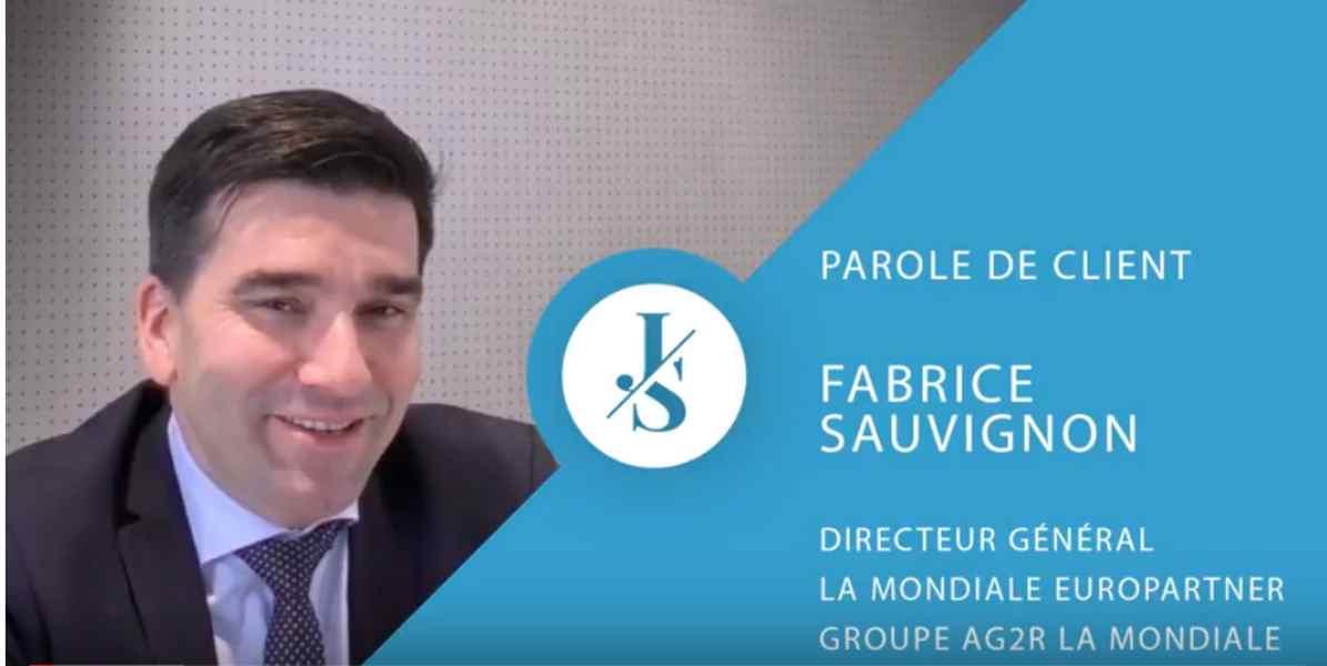 Fabrice Sauvignon La Mondiale Europartners