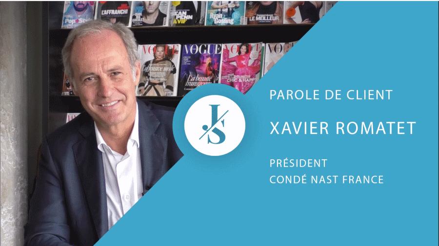 Xavier Romatet Conde Nast