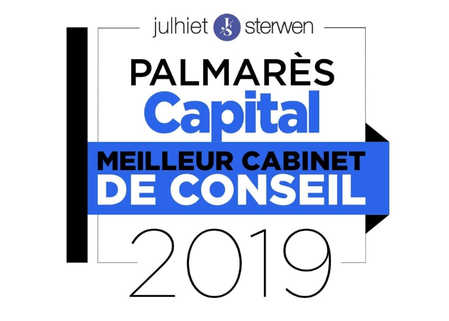 Julhiet Sterwen meilleur cabinet de conseil Capital