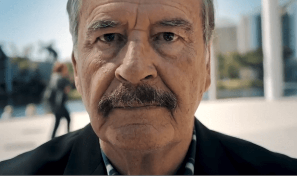 Positive Thinking Vicente Fox