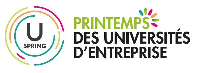 Logo U Spring universités d'entreprise