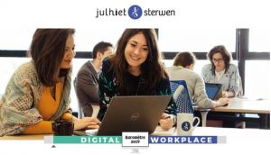 Baromètre Digital Workplace 2019