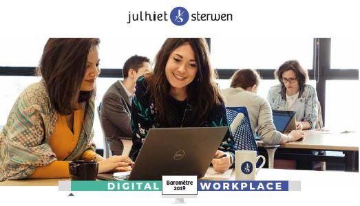Baromètre Digital Workplace 2019
