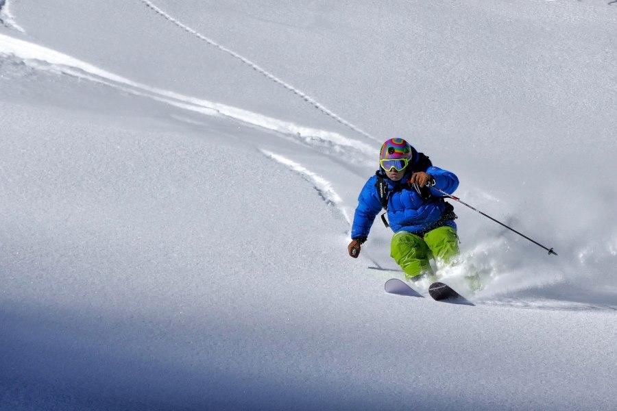 Assurance ski