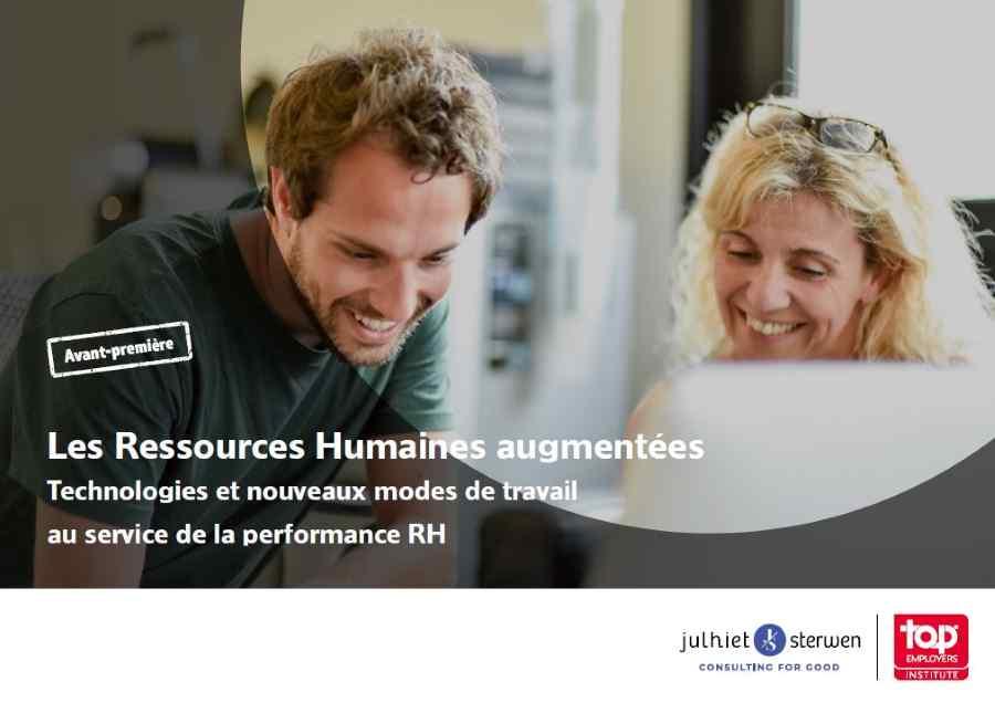 Transformation digitale RH :Vers des ressources humaines augmentées