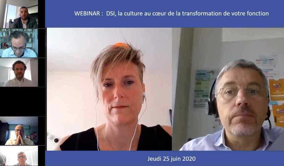 Replay webinar | DSI : la culture, au cœur de la transformation de votre fonction