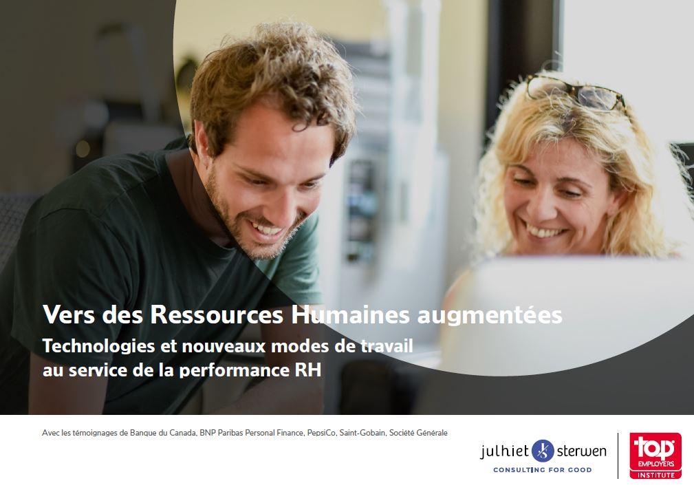 Transformation digitale vers des ressources humaines augmentées