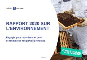 Responsabilité sociétale environnement