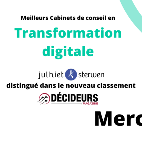 conseil en transformation digitale