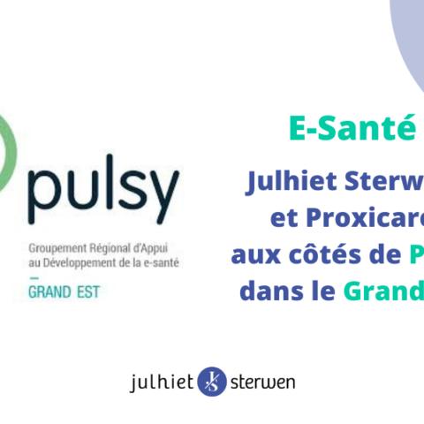 E-santé Pulsy Secteur Public