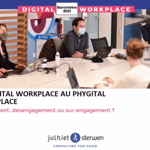 Baromètre digital workplace 2021